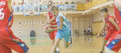 Баскетбол (юноши)