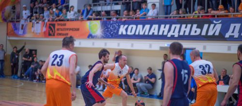 Баскетбол (мужская команда)