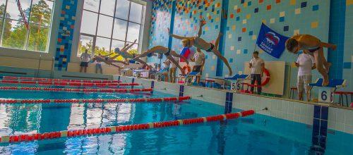 Плавание Учебно-тренировочные группы ФСК
