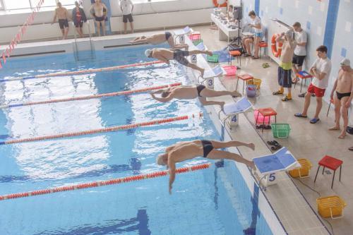 2018-05-19 Открытое Первенство по плаванию в категории Мастерс