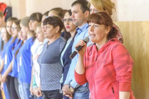 2016-Сдача нормативов ГТО