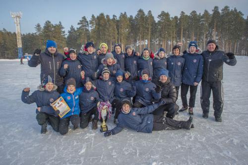 2016-12-11 Международный турнир по хоккею с мячом