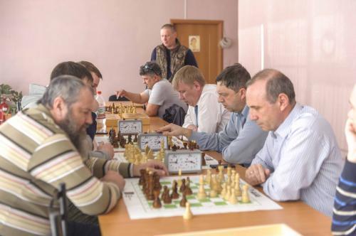 2018-04-09 Шахматный турнир
