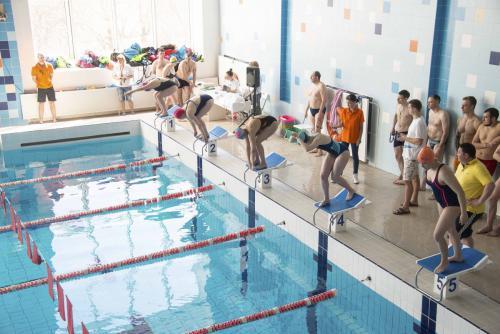 2018-05-12 Соревнования по плаванию среди цехов ПАО «СТЗ»